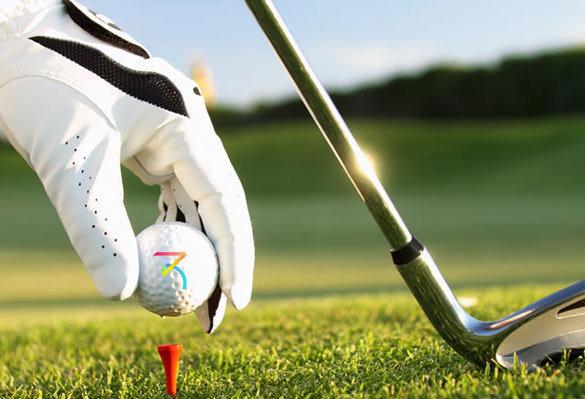 9 de 10: Golf