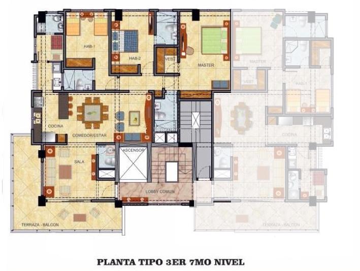 5 de 5: Pent House