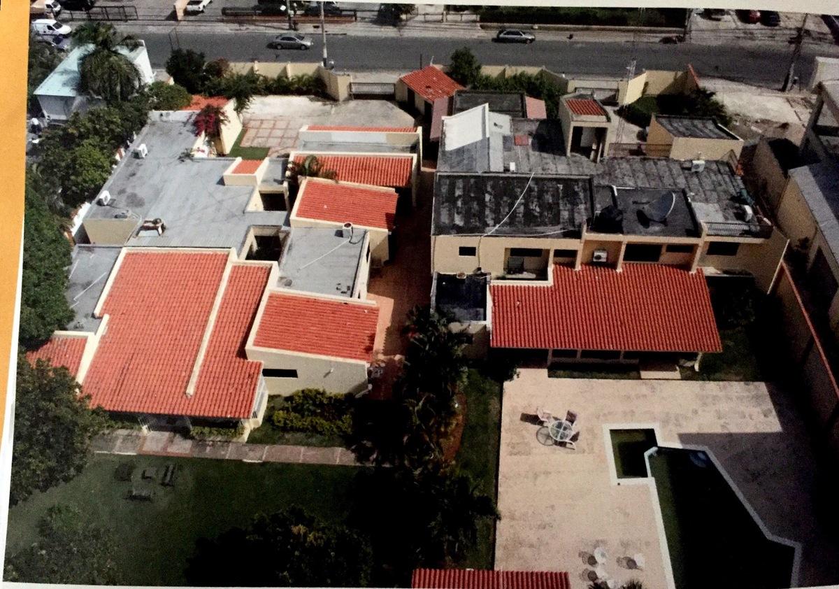 2 de 2: vista aerea de ambas casas . 1500 mts cada una .