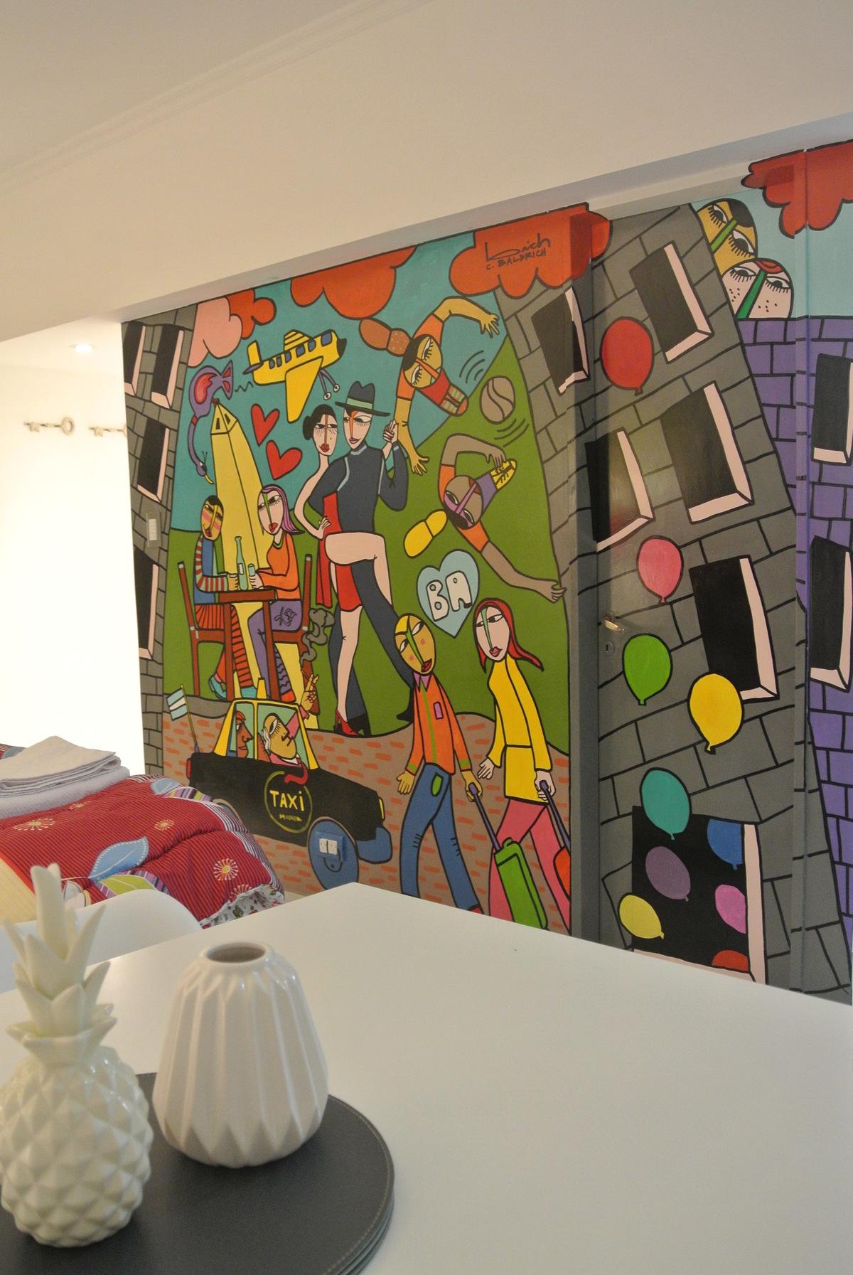 10 de 27: mural