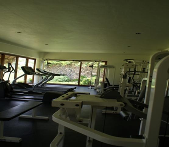 23 de 25: Gym