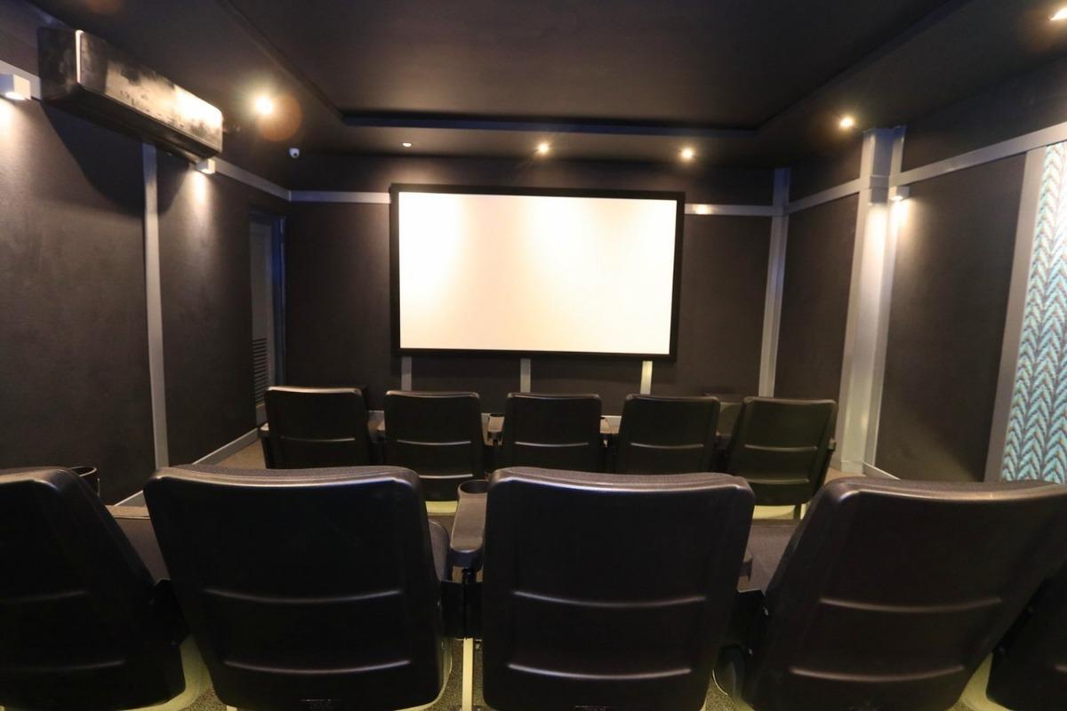 7 de 30: Confortable Cine