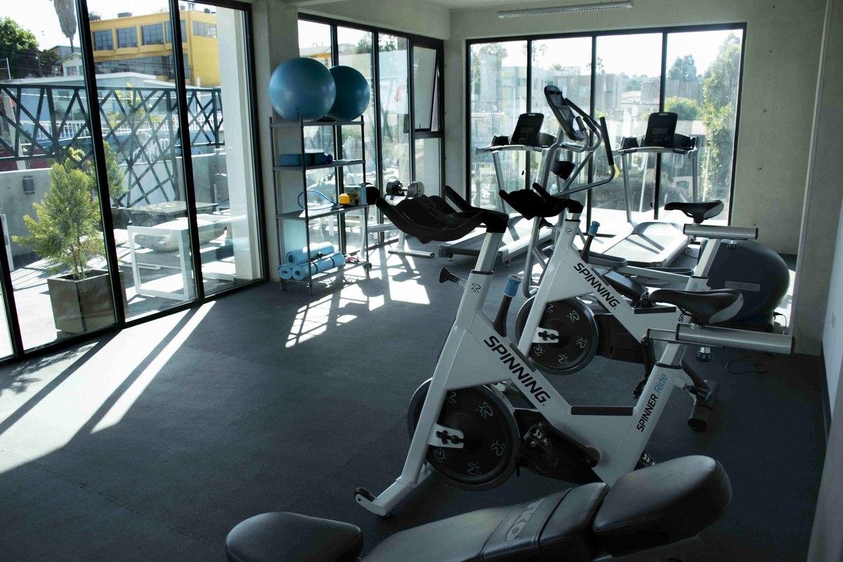 9 de 10: gym