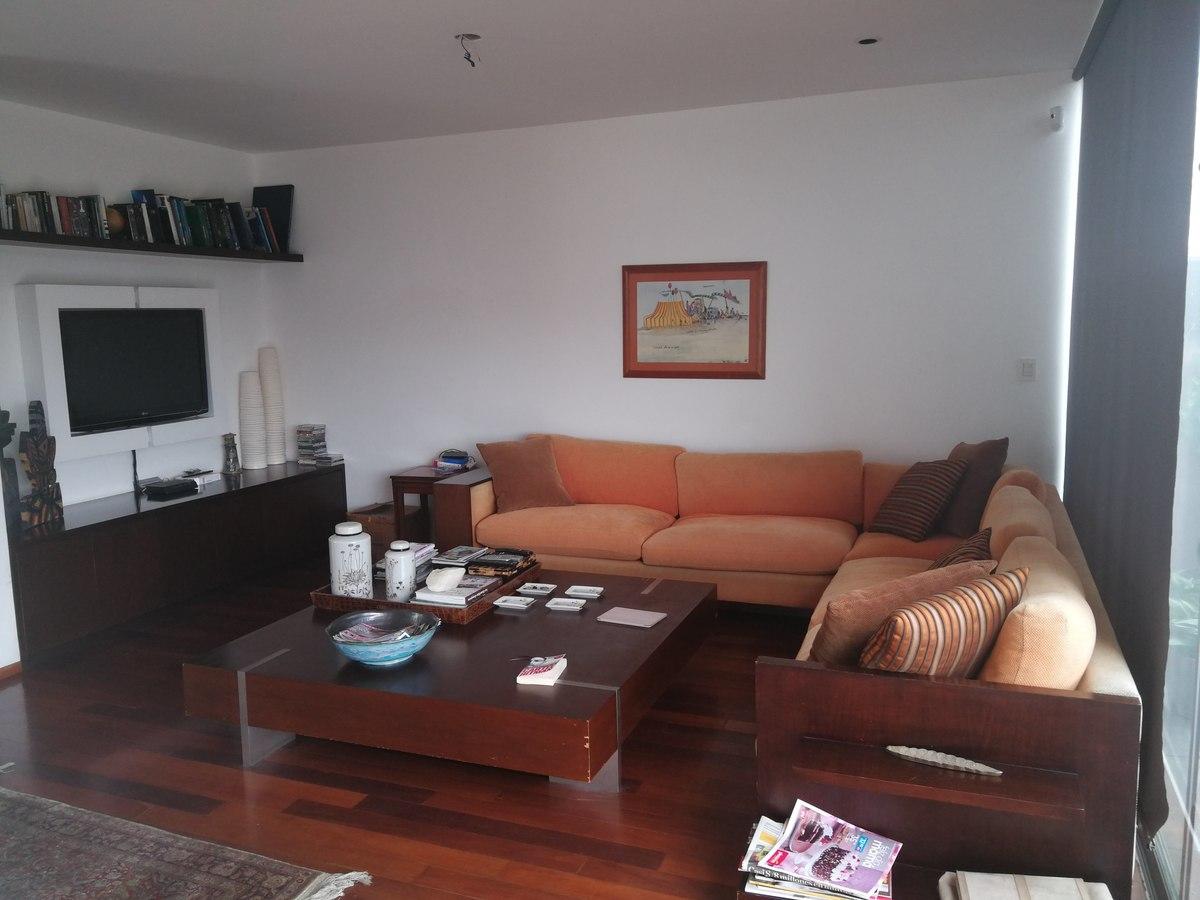 9 de 31: Gran Sala de estar con Salida a Terraza, en área social