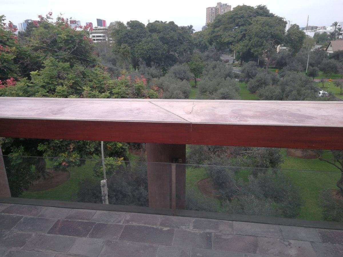 7 de 31: Maravillosa Terraza Privada con vista al Bosque El Olivar