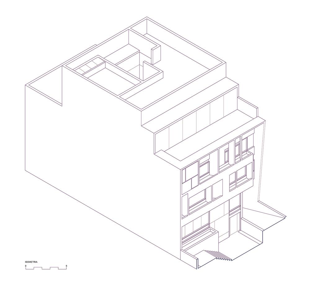 31 de 31: Imagen referencial de los arquitectos antes de construir