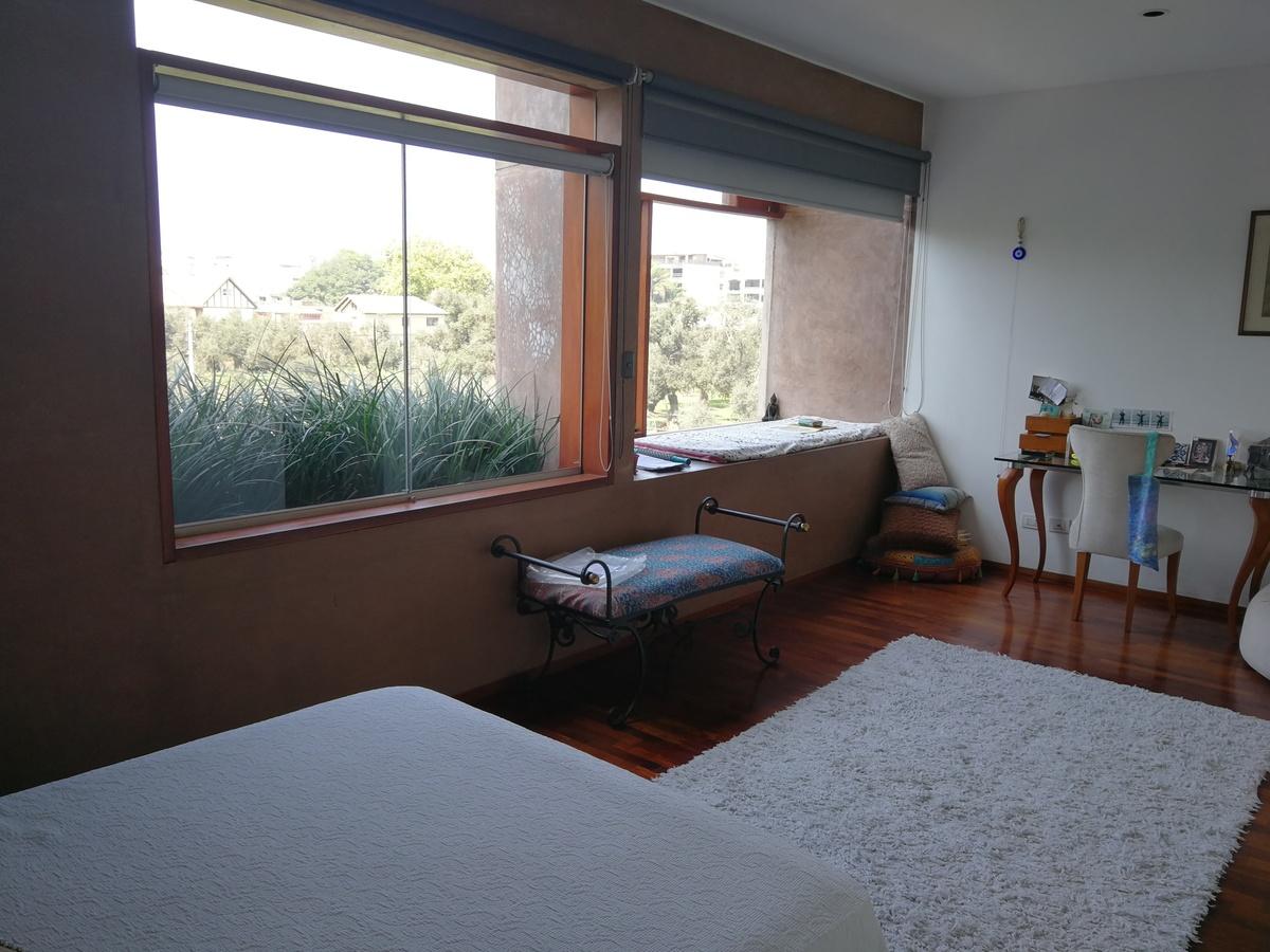 21 de 31: Dormitorio Secundario con maravillosa vista al bosque