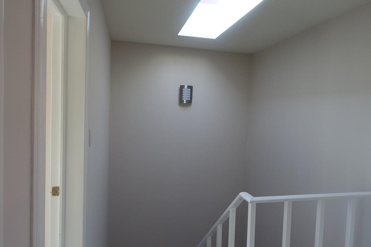 9 de 11: Cubo de escalera