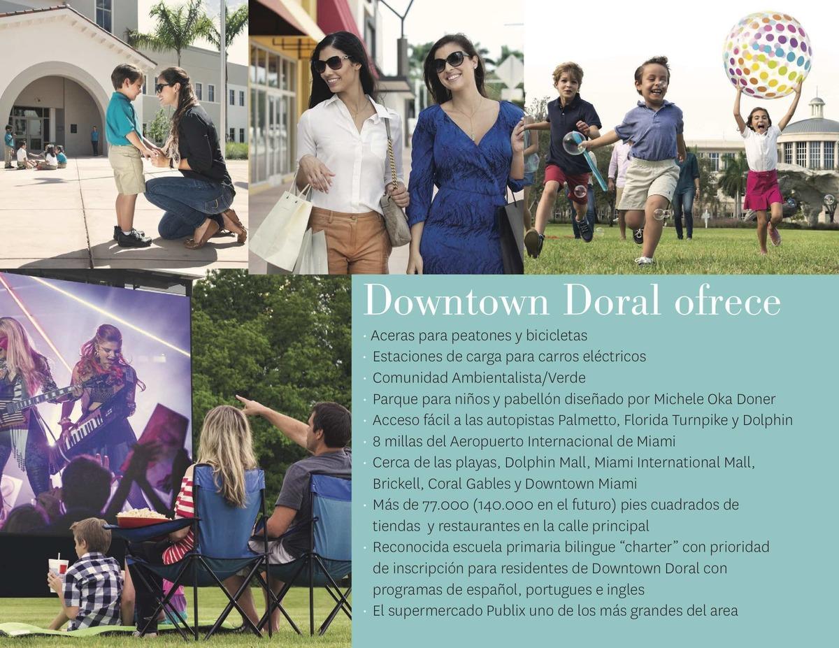 5 de 10: Downtown Doral