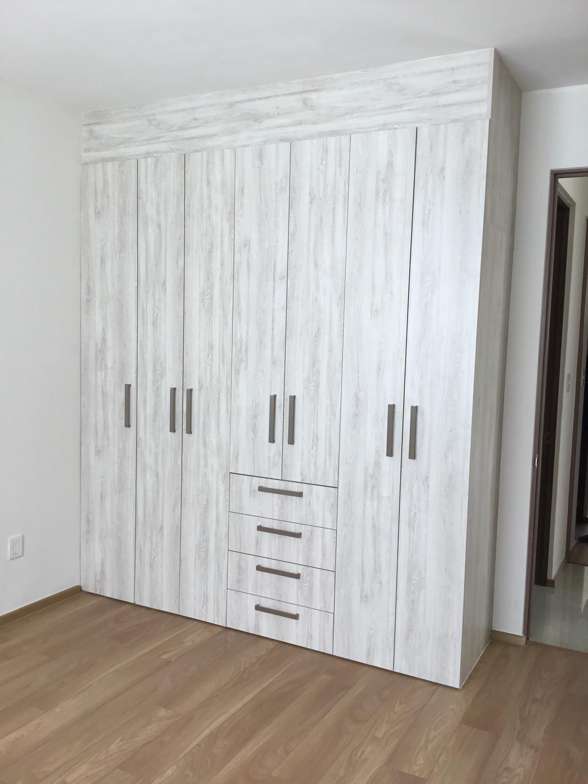 6 de 9: Closets Departamento muestra