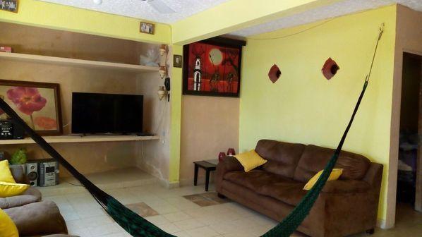 1 de 11: Casa de 6 recámaras en colonia Santa Cruz