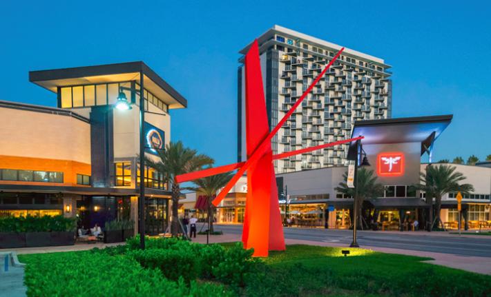 6 de 7: Downtown Doral Restaurantes y tiendas