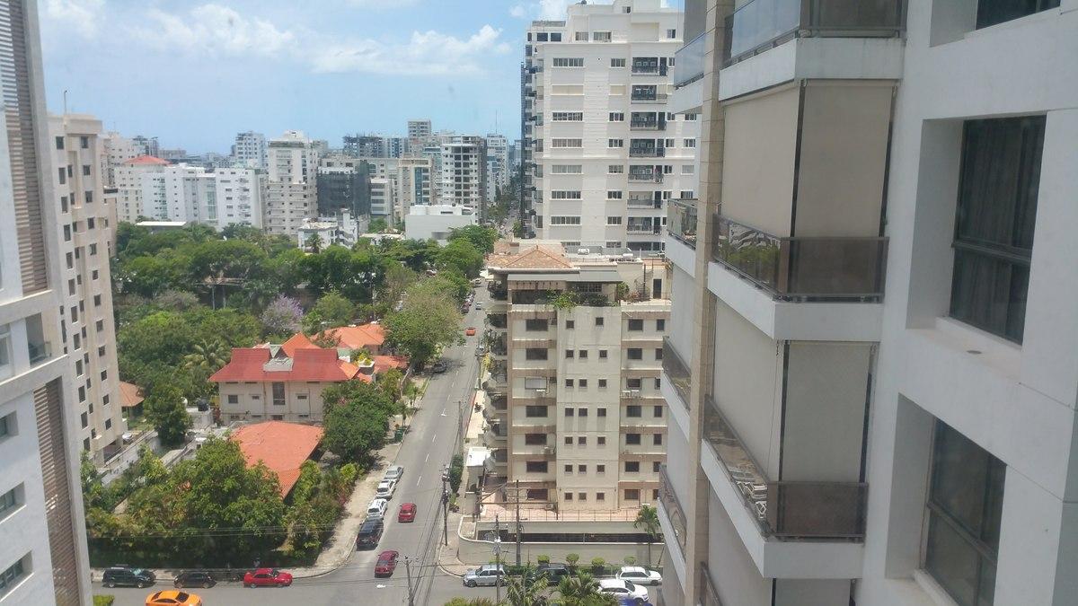 5 de 20: vista panorámica desde el balcon