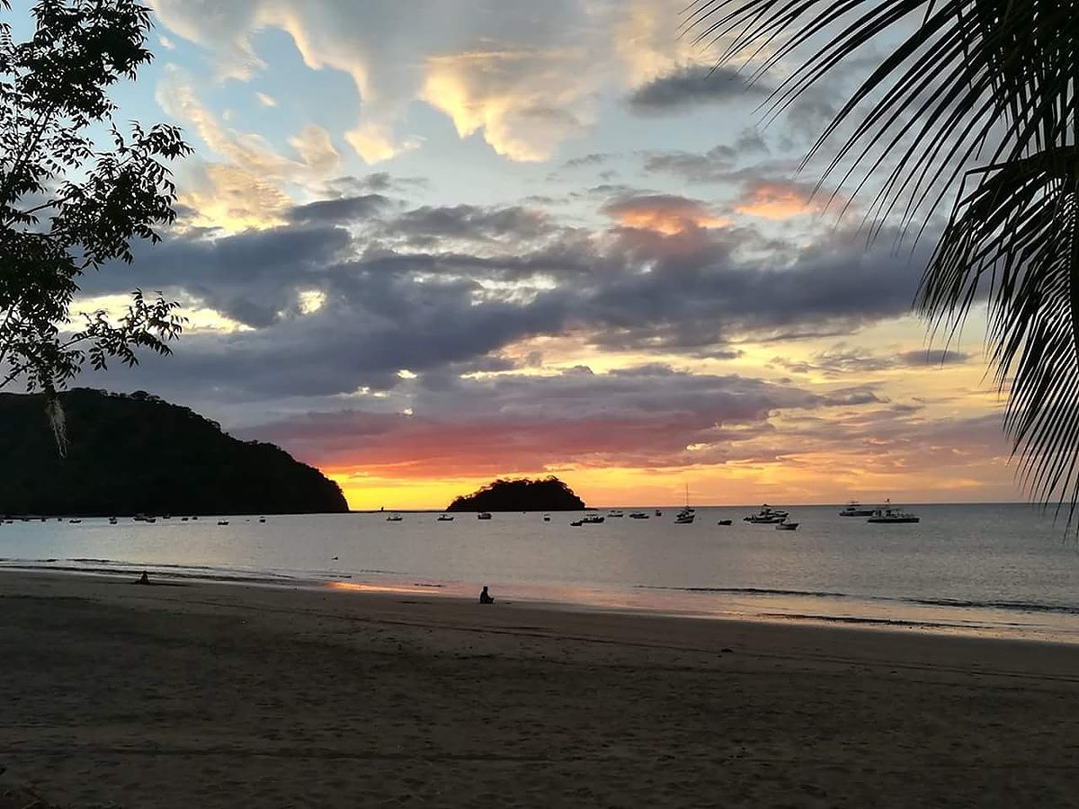 2 of 2: Beautiful Sunsets in Playas del Coco