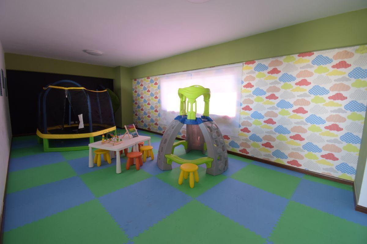 9 de 11: área para niños