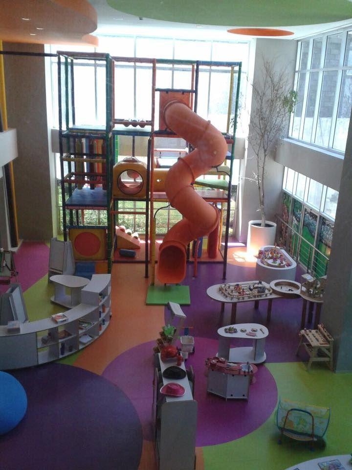 21 de 25: Área de juegos  para los pequeños
