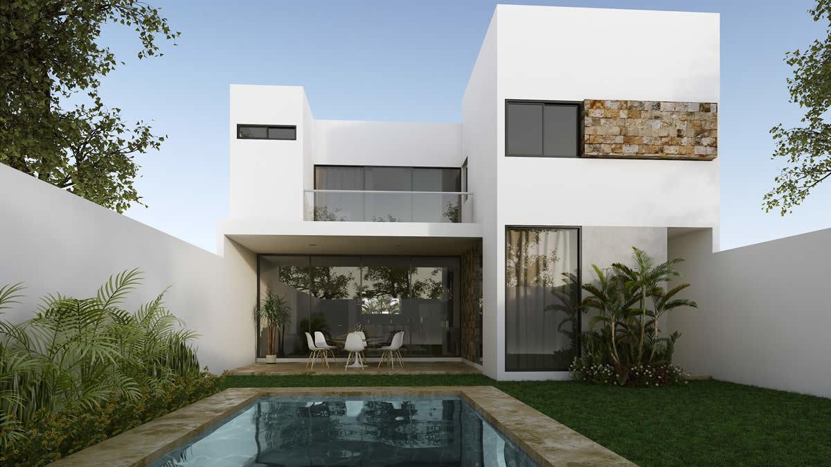 Casa Nueva De 4 Rec Maras En Venta Modelo F Privada