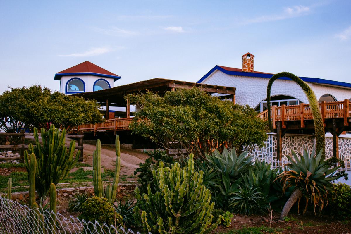 1 de 6: Casa Tipo Hacienda