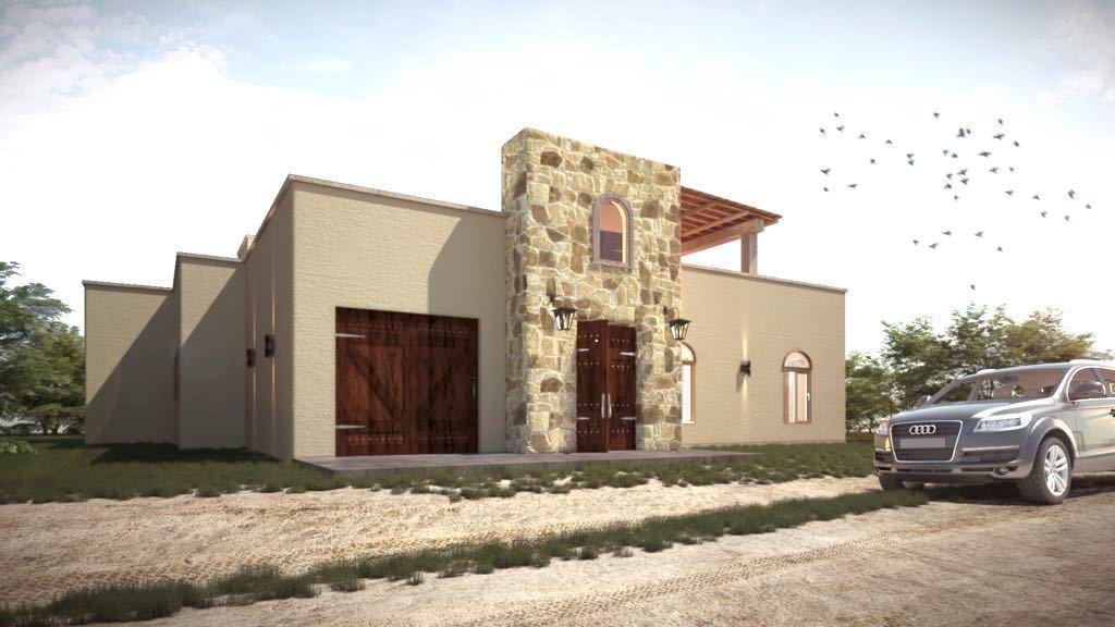 2 of 4: Modelo de Casas a Construir