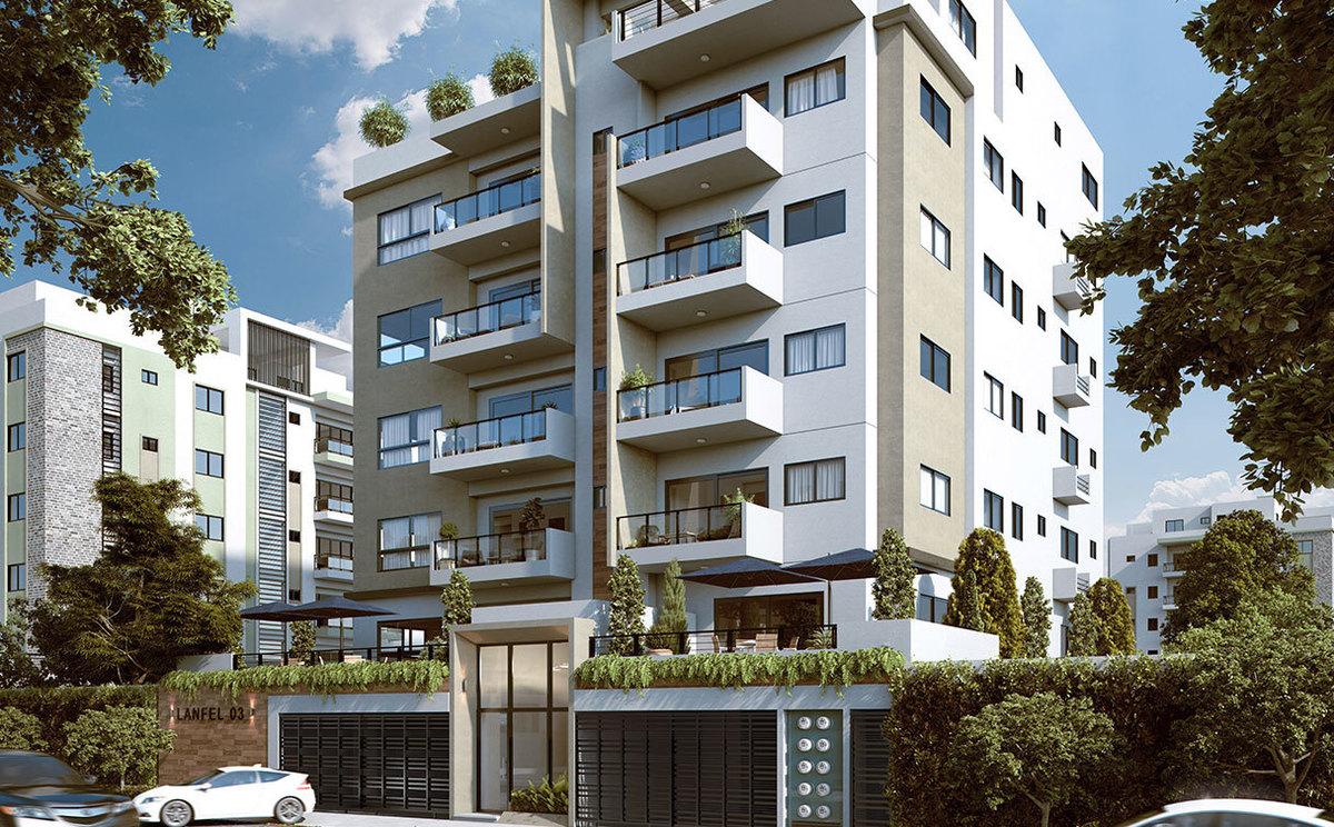 1 de 3: Apartamentos