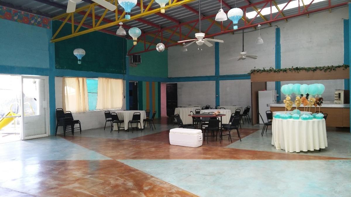 3 de 9: Interior del salón de fiestas Infantiles
