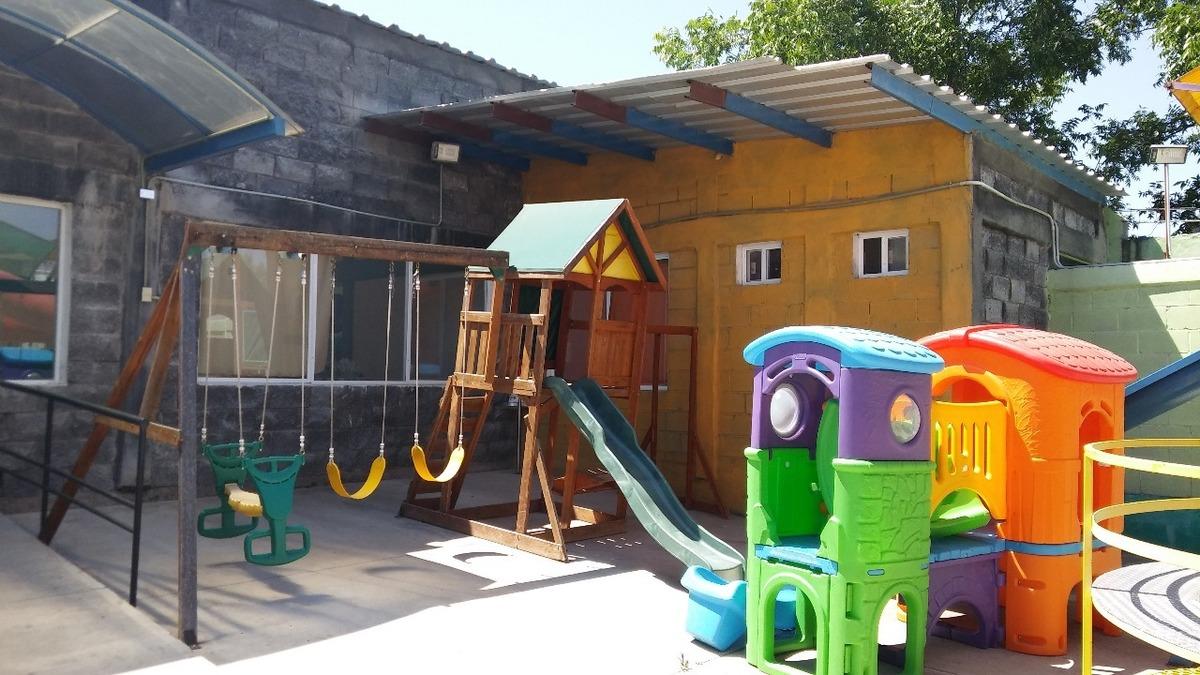 5 de 9: Área recreativa para pequeñitos.