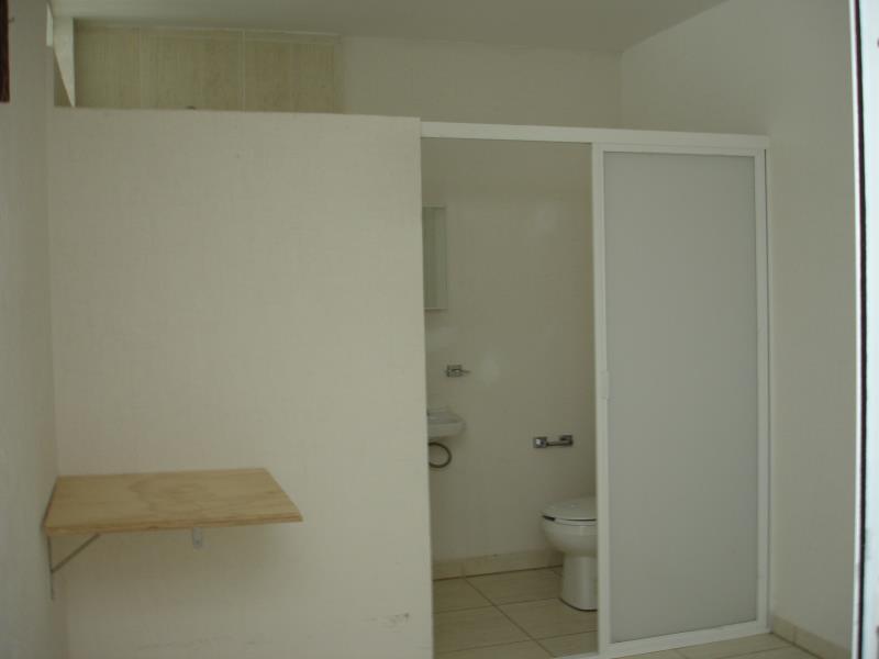 8 de 10: Baño en el cuarto de sevicio