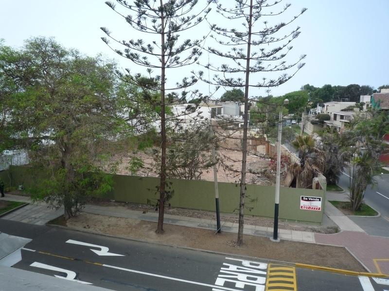 14 de 19: Terreno que hoy se ha subdividido