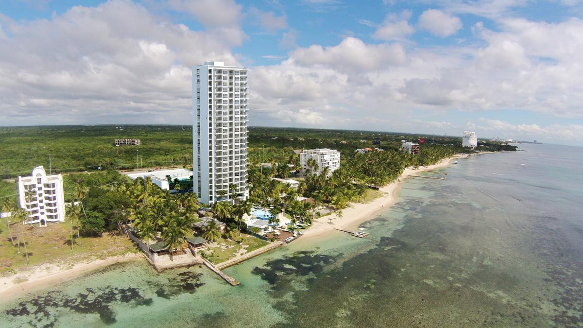 Aquarella Apartamentos En Linea De Playa Juan Dolio