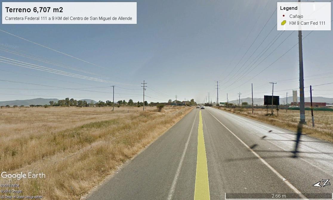 4 of 4: Ubicación sobre Carretera Fed 111