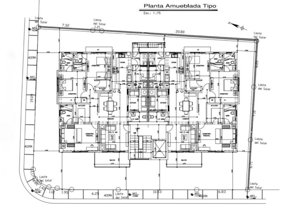 3 de 3: Venta de Apartamento en Construccion en Urbanización Real