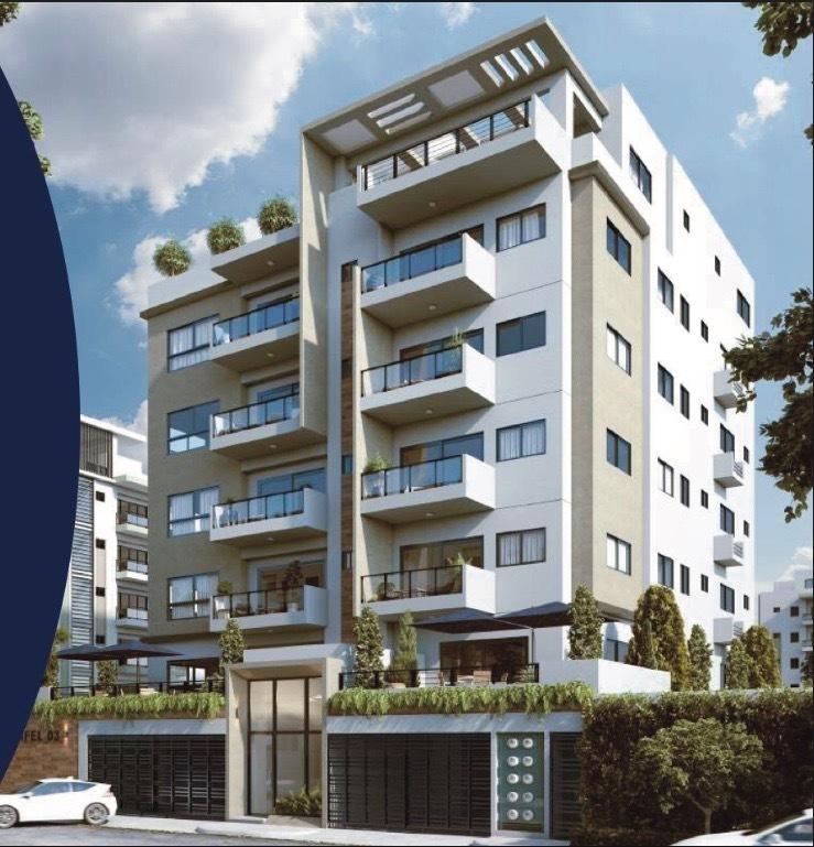 1 of 4: Venta apartamento en construcción Mirador Sur