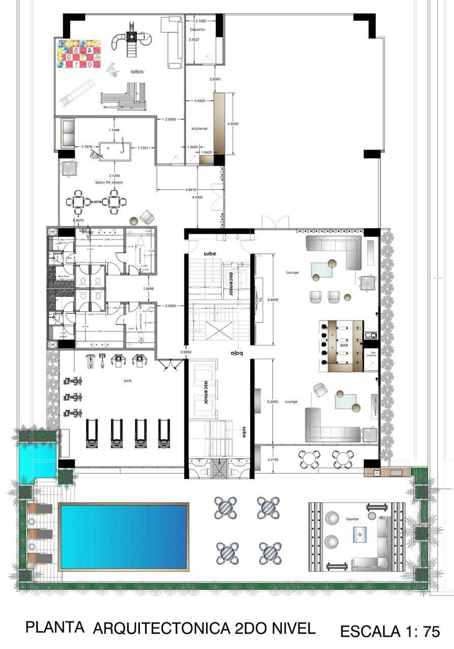 3 de 3: Venta apartamento en construcción av anacaona
