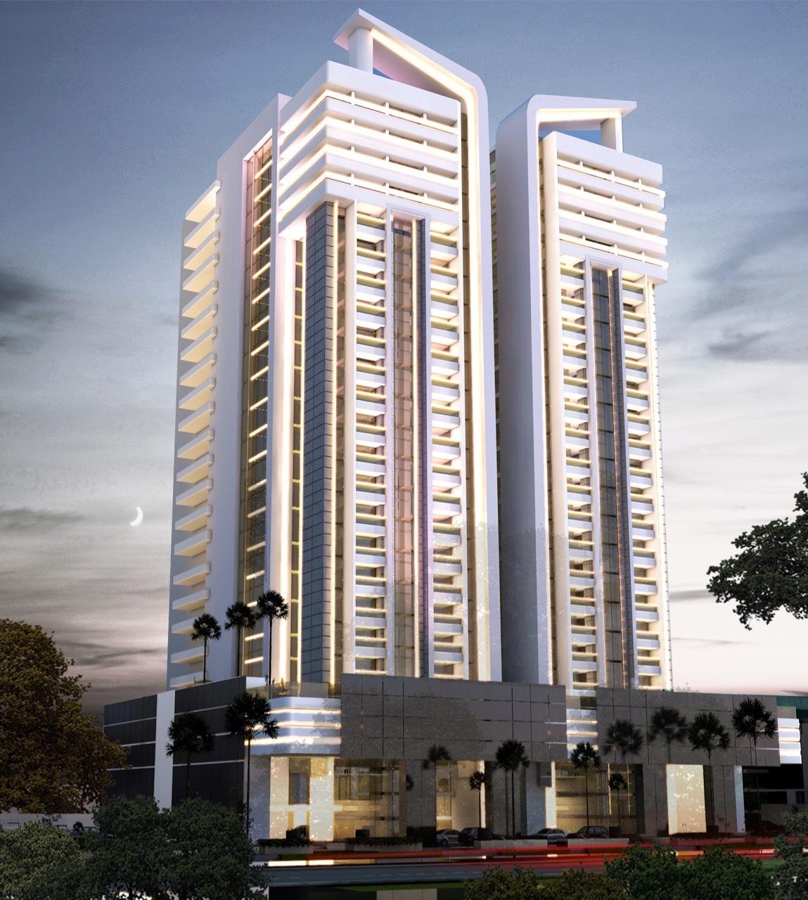 1 de 3: Venta apartamento en construcción av anacaona