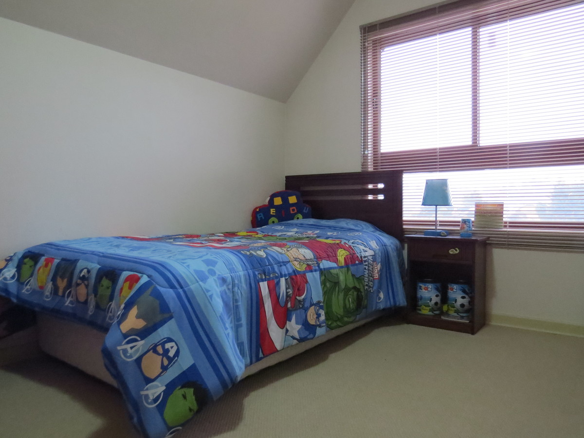 7 de 9: Dormitorio