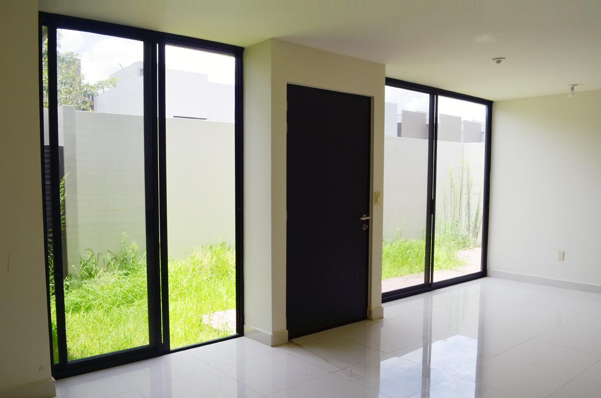4 de 29: ventanales sala - -comedor