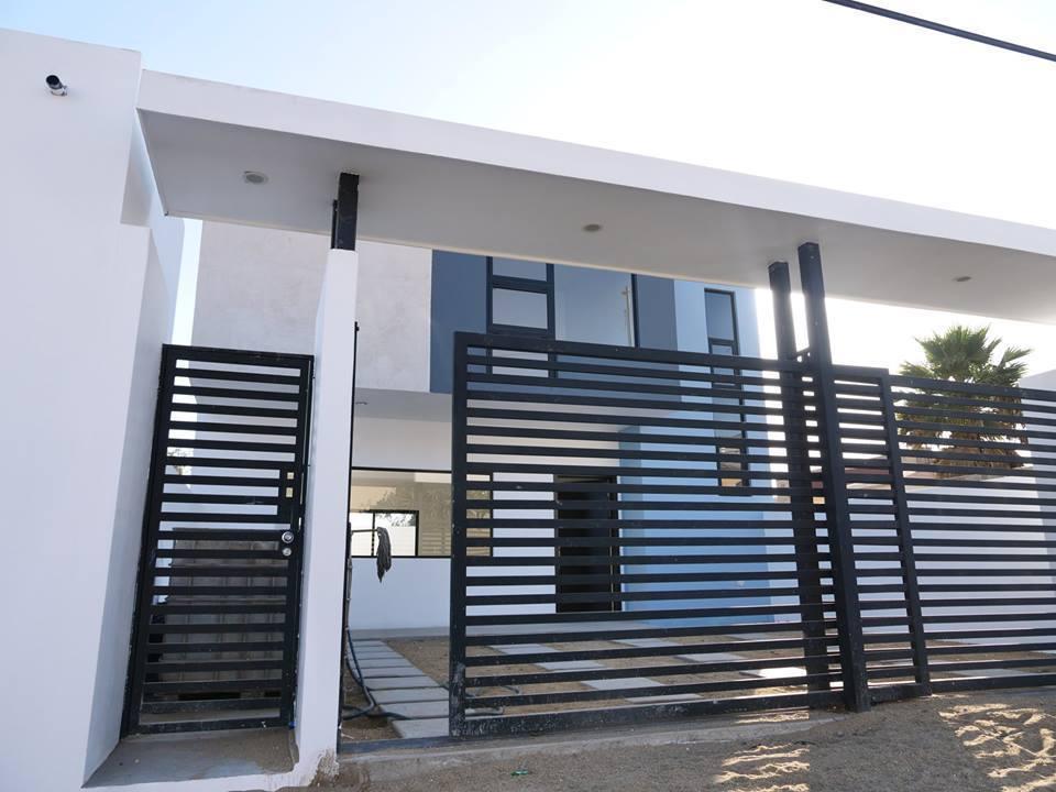 Casa minimalista de 1 650 000 nueva en terrazas el gallo for Casa minimalista guatemala