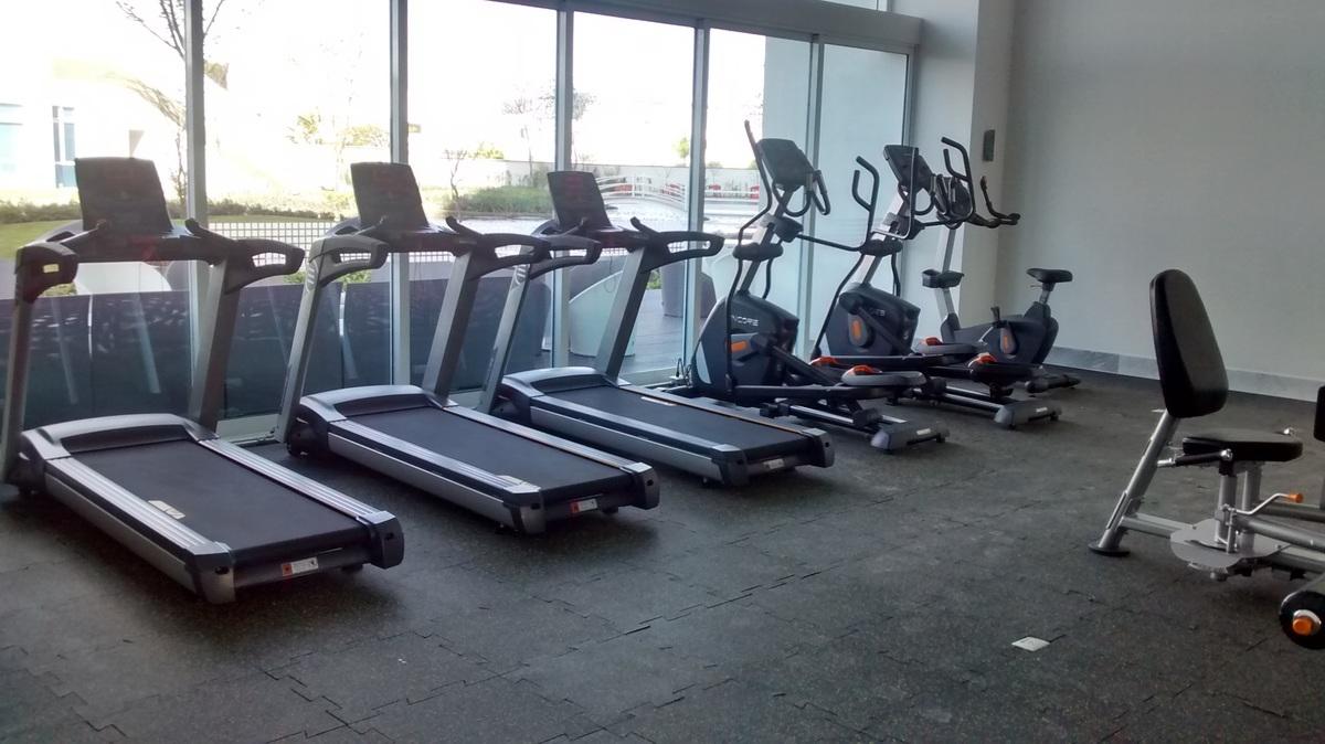 5 de 7: Gym