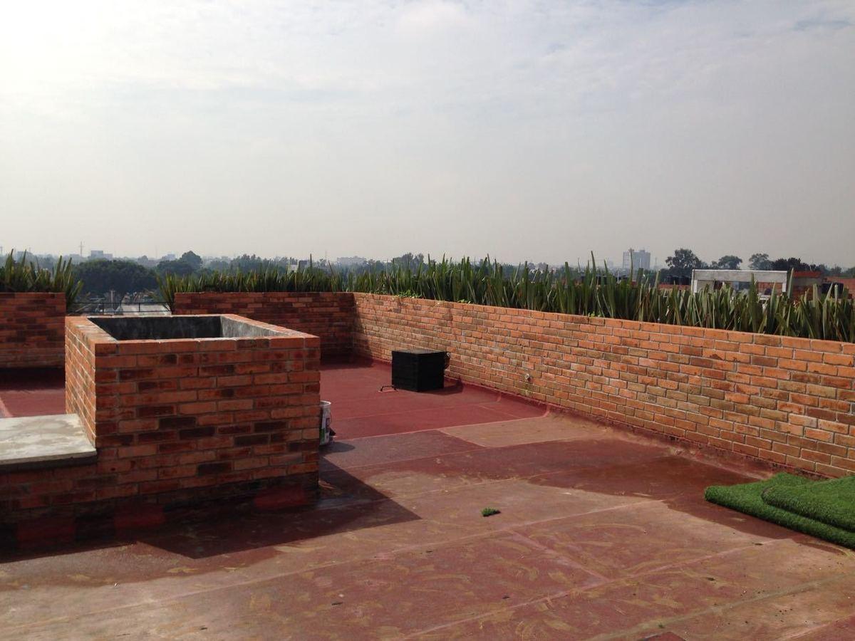 20 de 21: Roofgarden