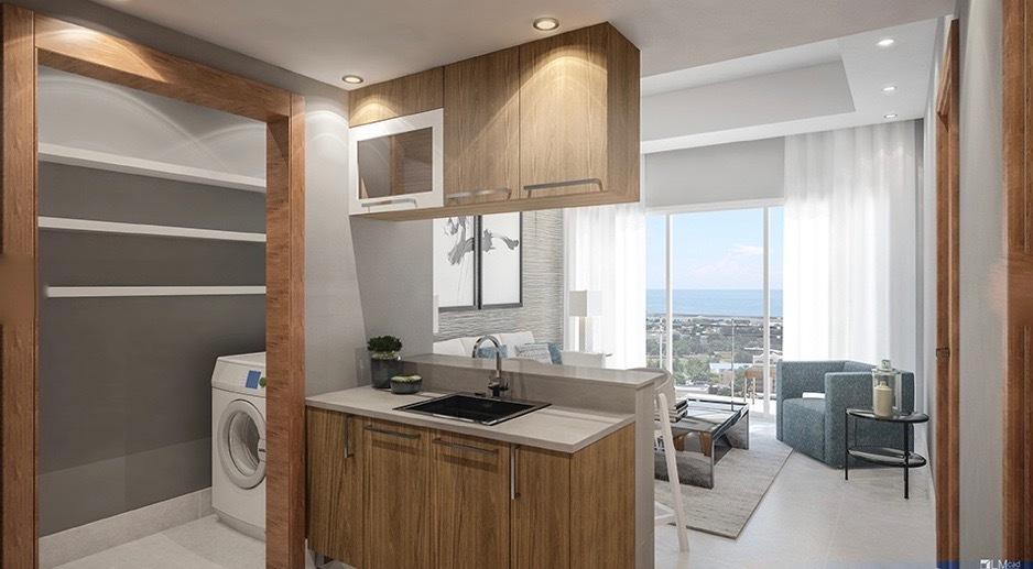 5 de 11: Venta Apartamento en Construcción La Esperilla Area Social