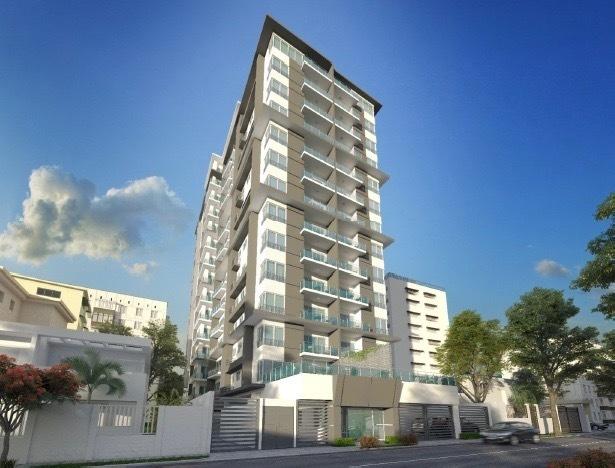 1 de 11: Venta Apartamento en Construcción La Esperilla Area Social
