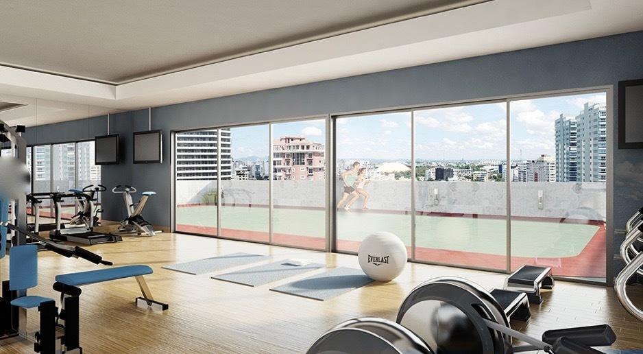 7 de 9: Venta Apartamento en Construcción La Esperial Area Social