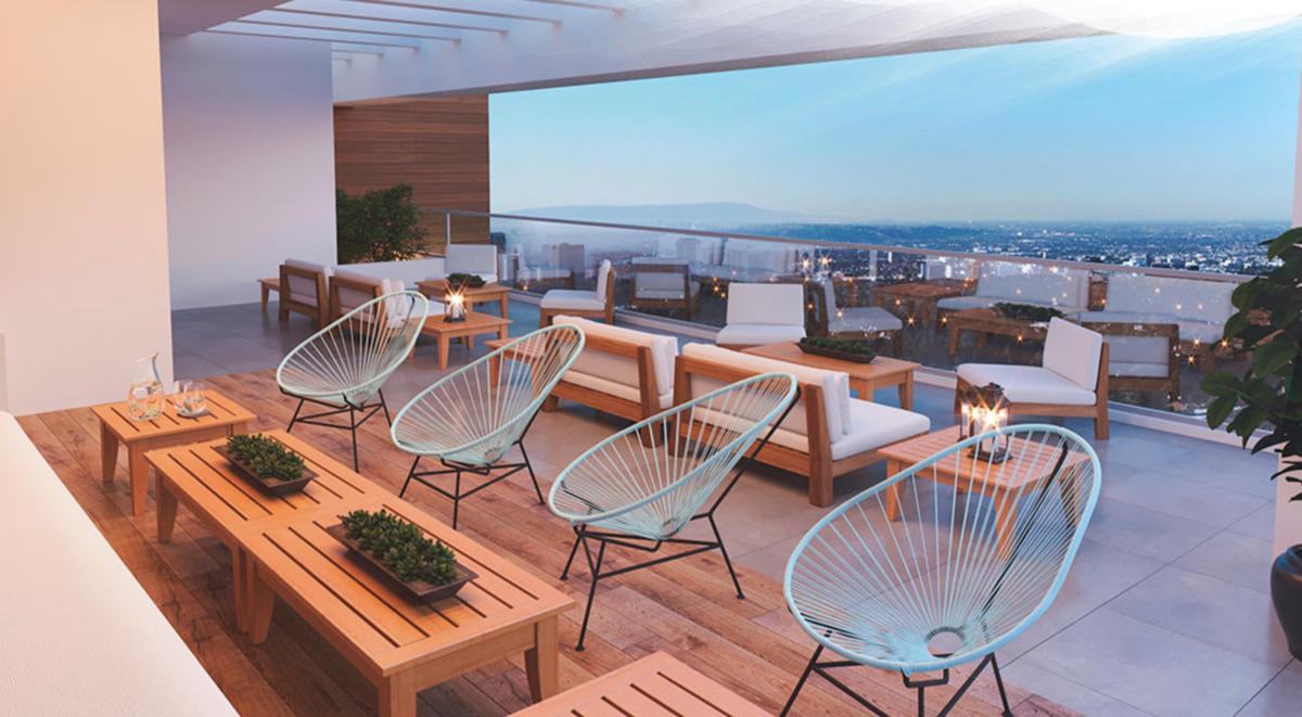 1 de 9: Rooftop Terrace