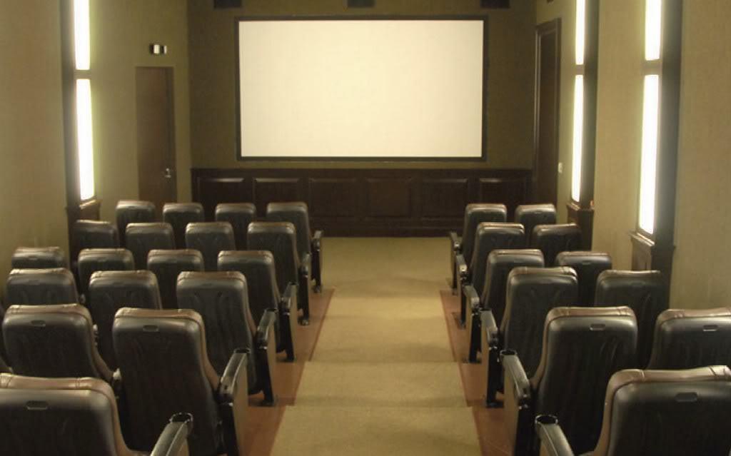 31 de 39: Sala de cine