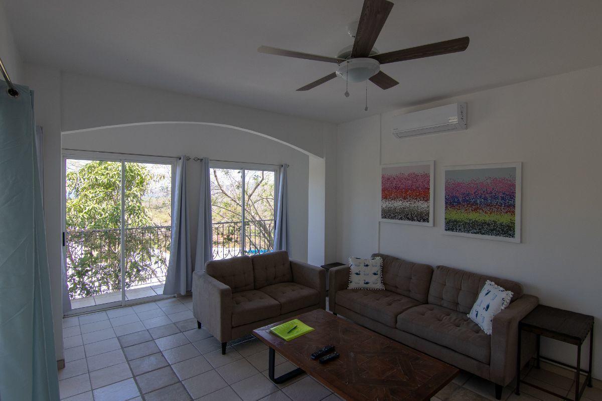 7 of 14: Ocean view living room