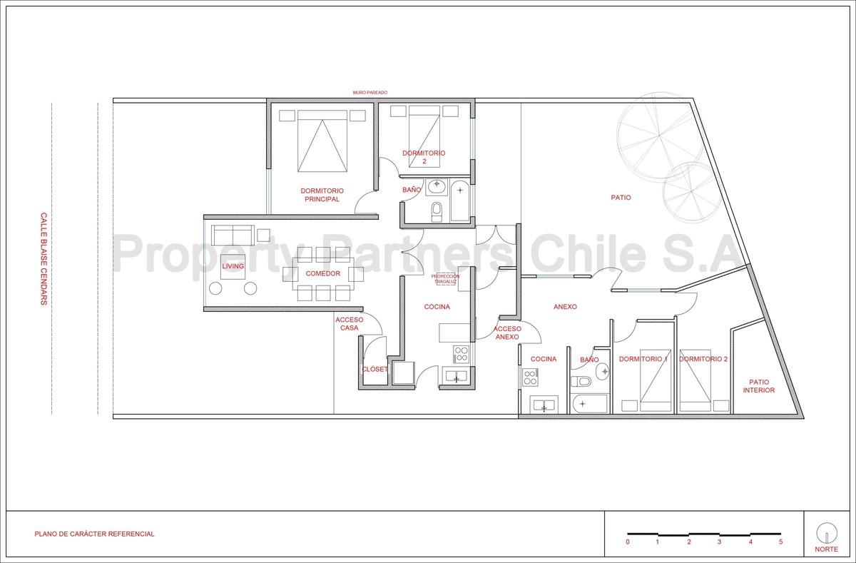 7 de 7: Plano de la propiedad