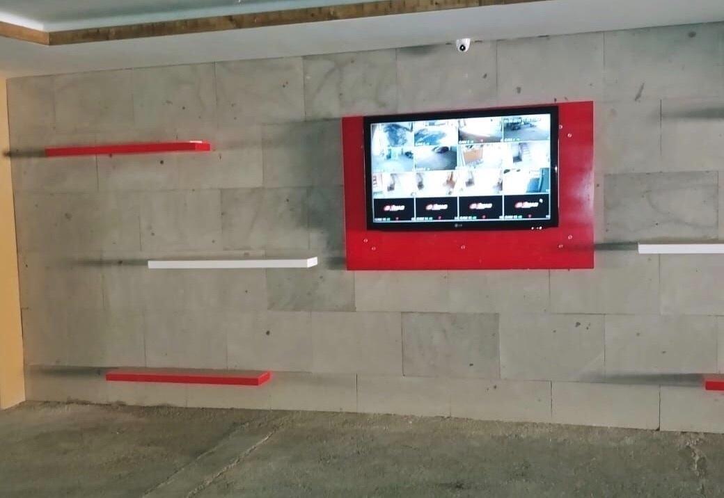 30 de 30: Sistema de cámaras de seguridad
