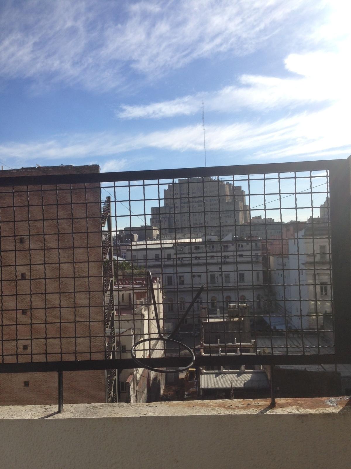 9 de 21: Vista balcón