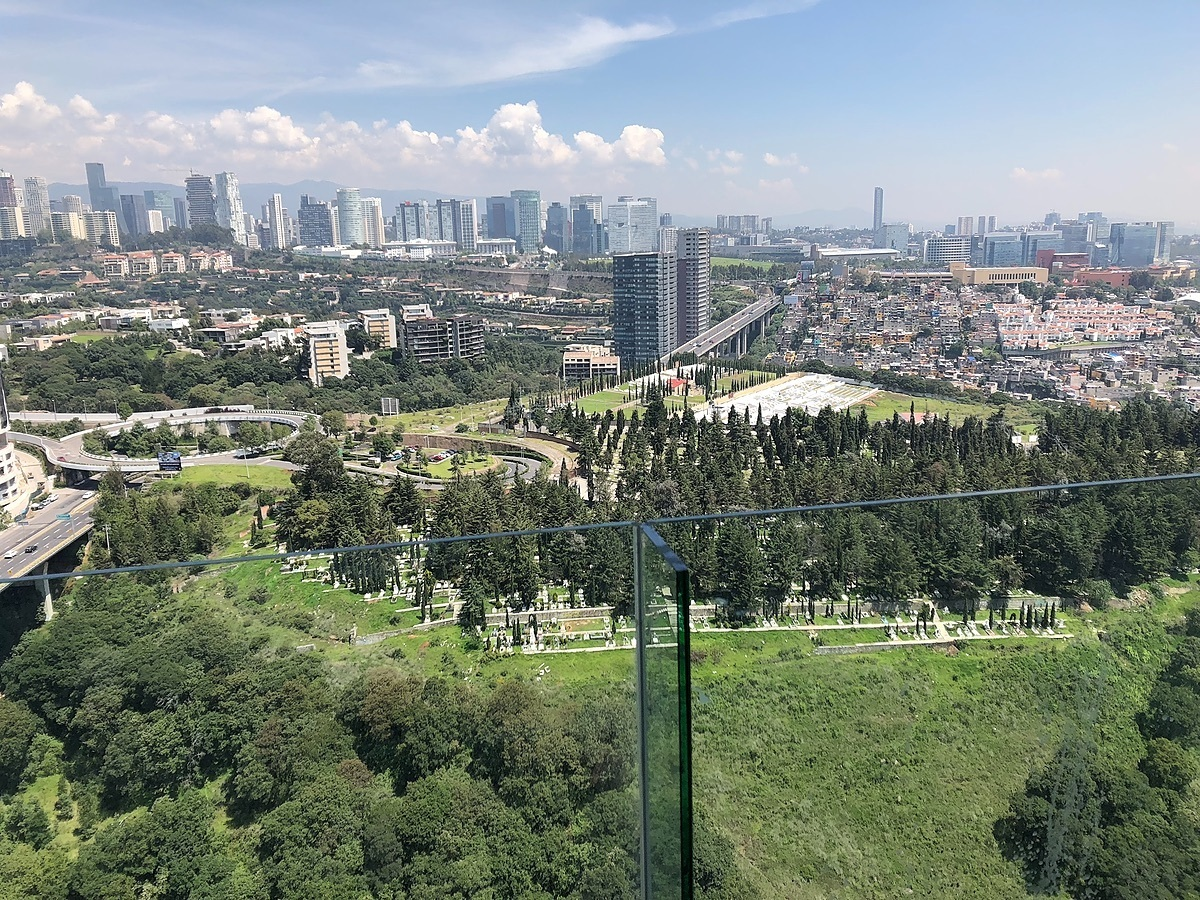 4 de 14: Vista desde el Balcón del departamento