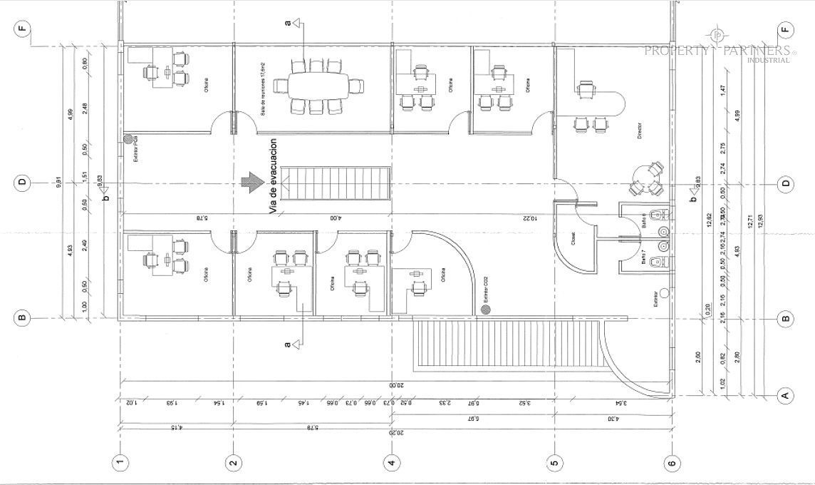 10 de 10: Planta tercer piso
